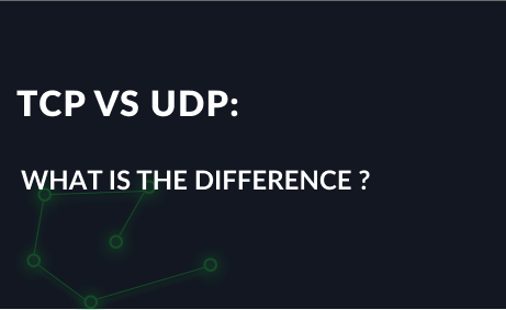TCP vs UDP: What is the difference?