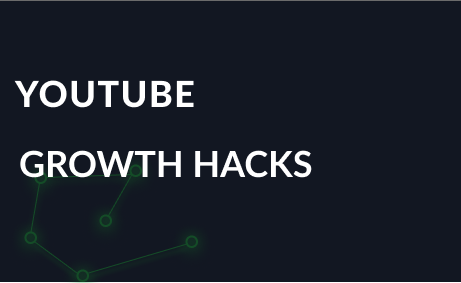 YouTube growth hacks. Proxy benefits