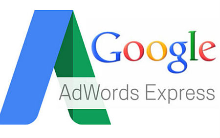 Advertisement in AdWords Express