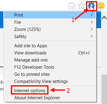 How to set up a proxy in Internet Explorer